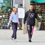 Willow Smith looks gorgeous with shaved head shopping for groceries with Boyfriend Tyler Cole