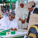 For the records: This is the report card of Buhari Administration's Fifth Anniversary (May 2020)