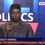 NCDC should stop defrauding this country, they're trying to spread COVID-19 to all states- Kogi Commissioner for Information, Kingsley Fanwo alleges(video)