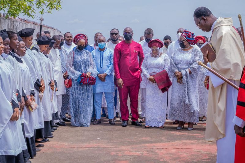 Two Years In Office: See How Governor Makinde Celebrates